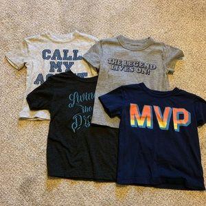 Baby Boy T-Shirt Bundle